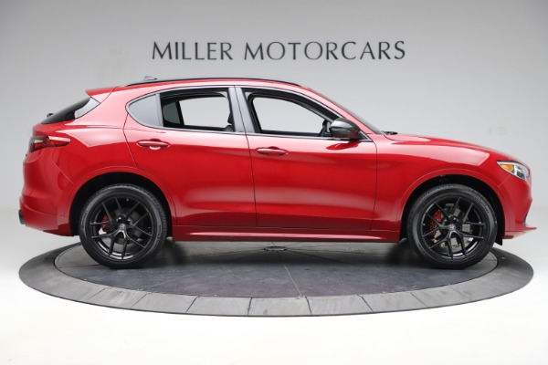 New 2020 Alfa Romeo Stelvio Sport Q4 for sale $50,190 at Maserati of Westport in Westport CT 06880 9