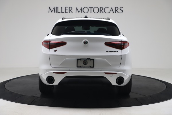 New 2020 Alfa Romeo Stelvio Sport Q4 for sale $50,190 at Maserati of Westport in Westport CT 06880 6