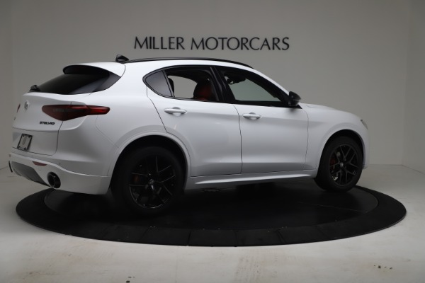 New 2020 Alfa Romeo Stelvio Sport Q4 for sale $50,190 at Maserati of Westport in Westport CT 06880 8