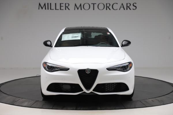 New 2020 Alfa Romeo Giulia Ti Sport Q4 for sale $53,190 at Maserati of Westport in Westport CT 06880 12