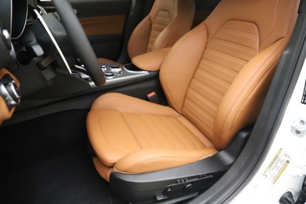 New 2020 Alfa Romeo Giulia Ti Sport Q4 for sale $53,190 at Maserati of Westport in Westport CT 06880 15