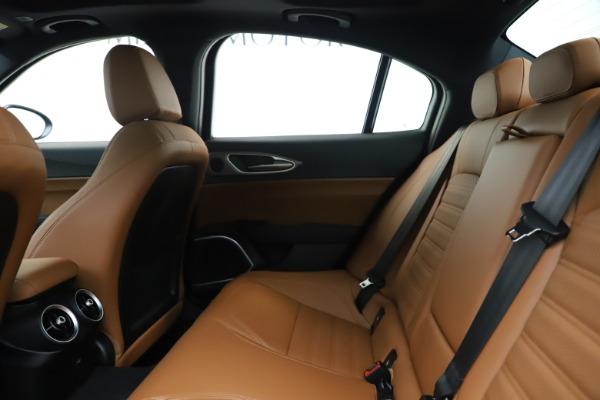 New 2020 Alfa Romeo Giulia Ti Sport Q4 for sale $53,190 at Maserati of Westport in Westport CT 06880 19