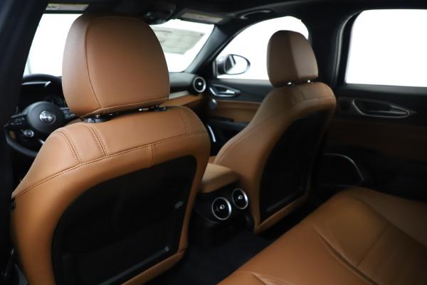 New 2020 Alfa Romeo Giulia Ti Sport Q4 for sale $53,190 at Maserati of Westport in Westport CT 06880 20