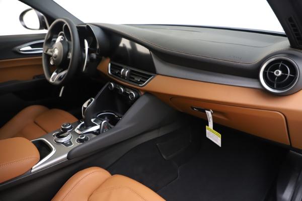 New 2020 Alfa Romeo Giulia Ti Sport Q4 for sale $53,190 at Maserati of Westport in Westport CT 06880 22