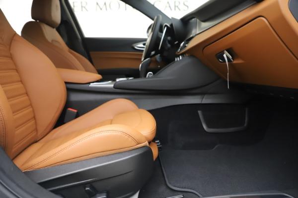 New 2020 Alfa Romeo Giulia Ti Sport Q4 for sale $53,190 at Maserati of Westport in Westport CT 06880 23