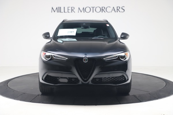 New 2020 Alfa Romeo Stelvio Ti Sport Q4 for sale $57,590 at Maserati of Westport in Westport CT 06880 12