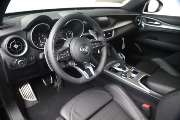 New 2020 Alfa Romeo Stelvio Ti Sport Q4 for sale $57,590 at Maserati of Westport in Westport CT 06880 13