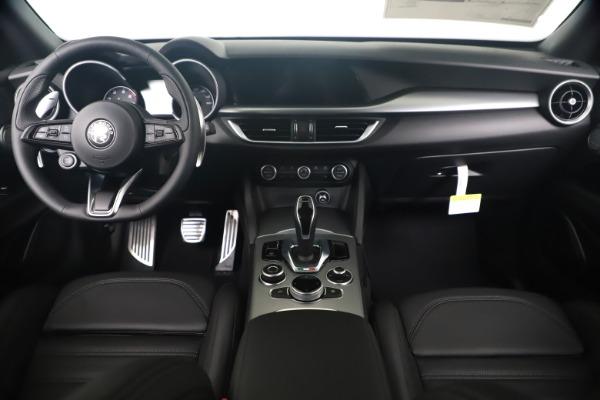 New 2020 Alfa Romeo Stelvio Ti Sport Q4 for sale $57,590 at Maserati of Westport in Westport CT 06880 16