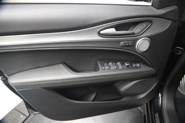 New 2020 Alfa Romeo Stelvio Ti Sport Q4 for sale $57,590 at Maserati of Westport in Westport CT 06880 17