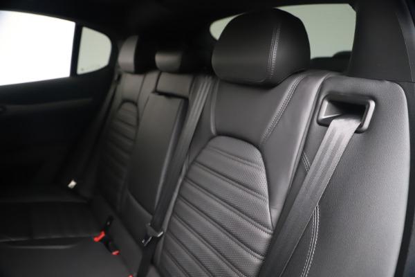 New 2020 Alfa Romeo Stelvio Ti Sport Q4 for sale $57,590 at Maserati of Westport in Westport CT 06880 18