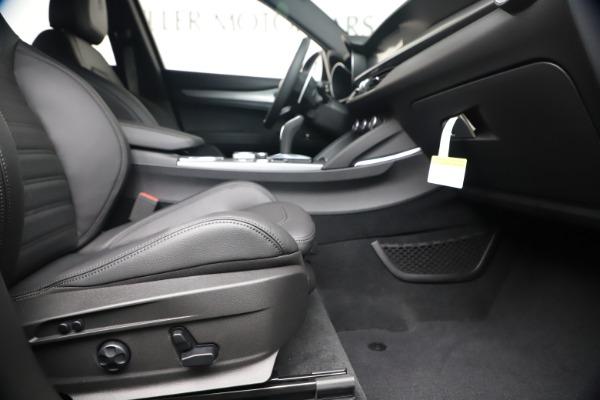 New 2020 Alfa Romeo Stelvio Ti Sport Q4 for sale $57,590 at Maserati of Westport in Westport CT 06880 24