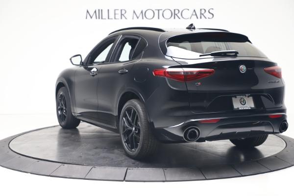 New 2020 Alfa Romeo Stelvio Ti Sport Q4 for sale $57,590 at Maserati of Westport in Westport CT 06880 5