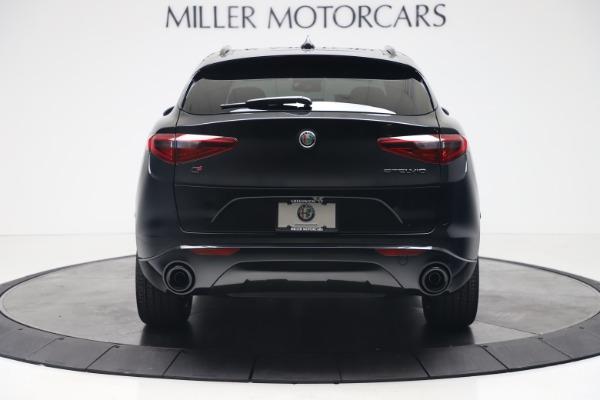 New 2020 Alfa Romeo Stelvio Ti Sport Q4 for sale $57,590 at Maserati of Westport in Westport CT 06880 6