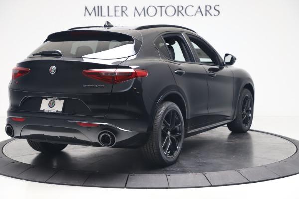 New 2020 Alfa Romeo Stelvio Ti Sport Q4 for sale $57,590 at Maserati of Westport in Westport CT 06880 7