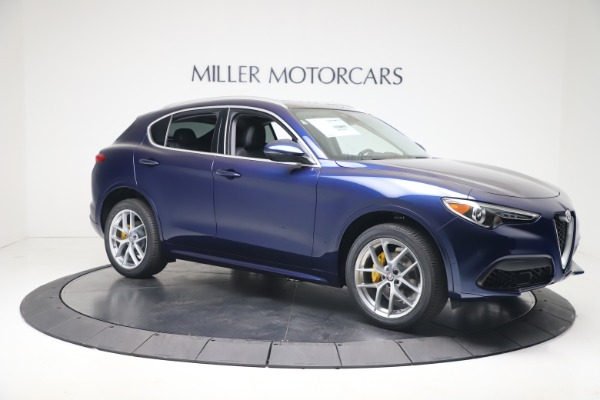 New 2020 Alfa Romeo Stelvio Ti Q4 for sale $54,340 at Maserati of Westport in Westport CT 06880 10