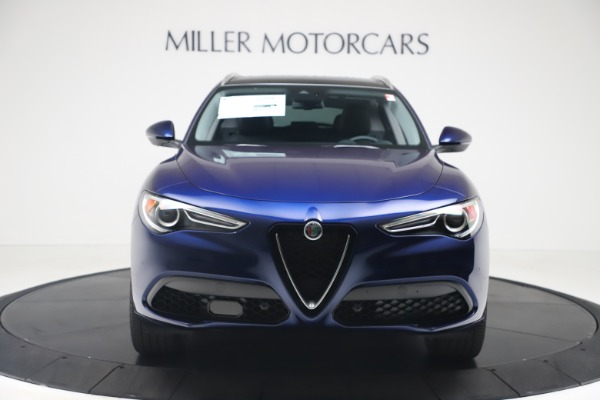 New 2020 Alfa Romeo Stelvio Ti Q4 for sale $54,340 at Maserati of Westport in Westport CT 06880 12