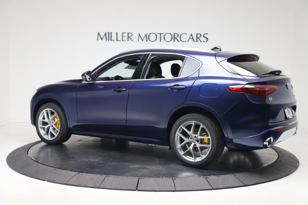 New 2020 Alfa Romeo Stelvio Ti Q4 for sale $54,340 at Maserati of Westport in Westport CT 06880 4