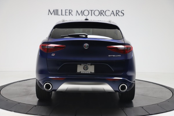 New 2020 Alfa Romeo Stelvio Ti Q4 for sale $54,340 at Maserati of Westport in Westport CT 06880 6