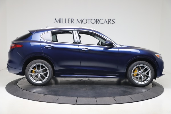 New 2020 Alfa Romeo Stelvio Ti Q4 for sale $54,340 at Maserati of Westport in Westport CT 06880 9