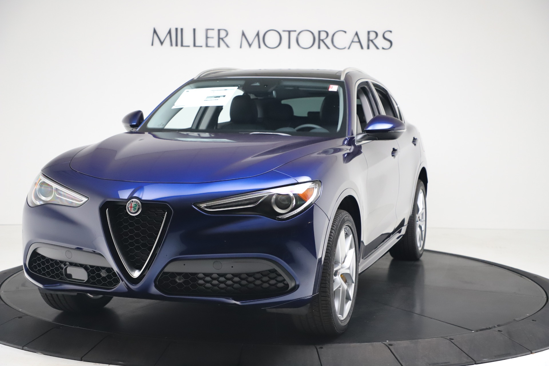 New 2020 Alfa Romeo Stelvio Ti Q4 for sale $54,340 at Maserati of Westport in Westport CT 06880 1