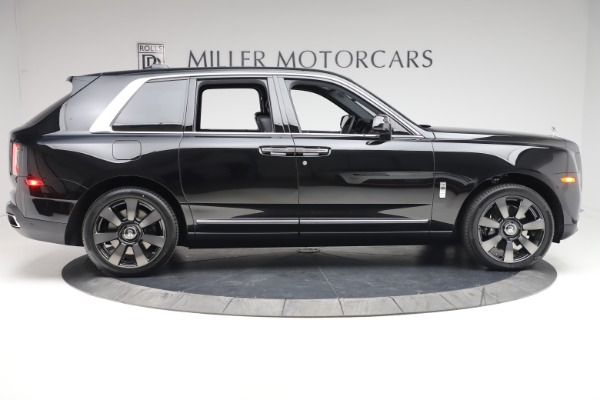 New 2020 Rolls-Royce Cullinan for sale $385,525 at Maserati of Westport in Westport CT 06880 10