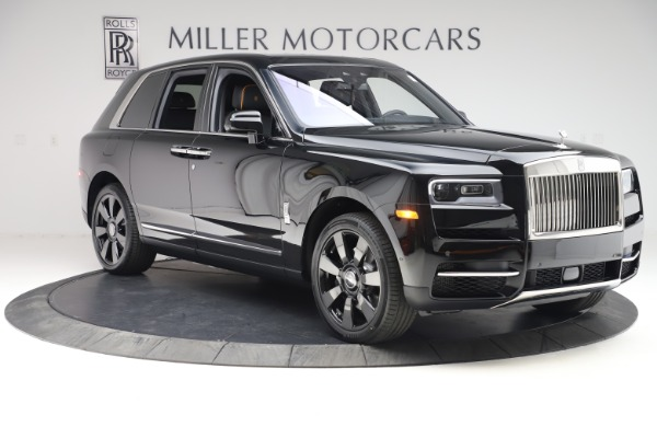 New 2020 Rolls-Royce Cullinan for sale $385,525 at Maserati of Westport in Westport CT 06880 12