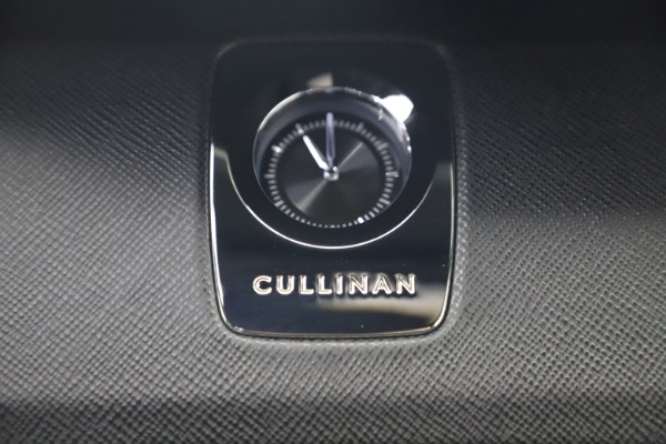 New 2020 Rolls-Royce Cullinan for sale $385,525 at Maserati of Westport in Westport CT 06880 28