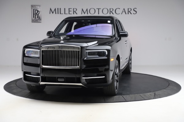 New 2020 Rolls-Royce Cullinan for sale $385,525 at Maserati of Westport in Westport CT 06880 3
