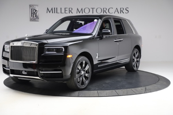 New 2020 Rolls-Royce Cullinan for sale $385,525 at Maserati of Westport in Westport CT 06880 1