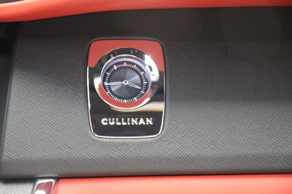 New 2020 Rolls-Royce Cullinan for sale Sold at Maserati of Westport in Westport CT 06880 28