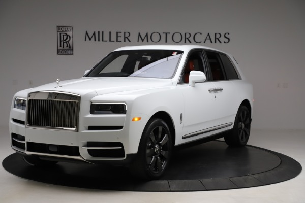 New 2020 Rolls-Royce Cullinan for sale Sold at Maserati of Westport in Westport CT 06880 3