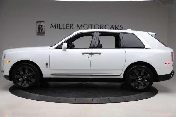New 2020 Rolls-Royce Cullinan for sale Sold at Maserati of Westport in Westport CT 06880 4