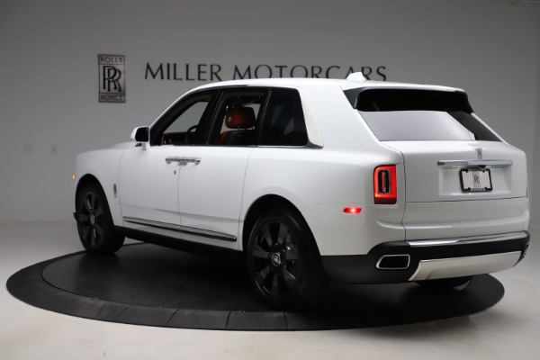 New 2020 Rolls-Royce Cullinan for sale Sold at Maserati of Westport in Westport CT 06880 5