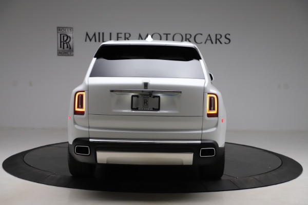 New 2020 Rolls-Royce Cullinan for sale Sold at Maserati of Westport in Westport CT 06880 6