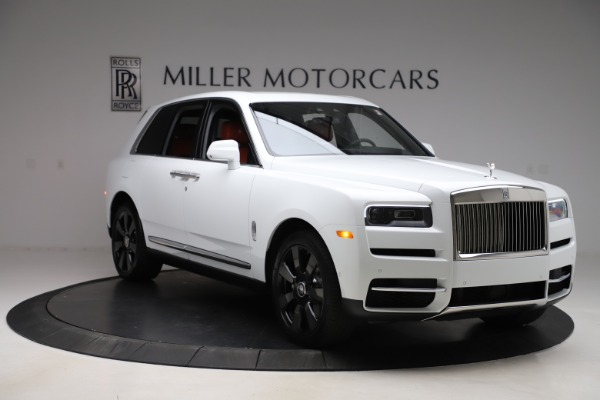New 2020 Rolls-Royce Cullinan for sale Sold at Maserati of Westport in Westport CT 06880 9