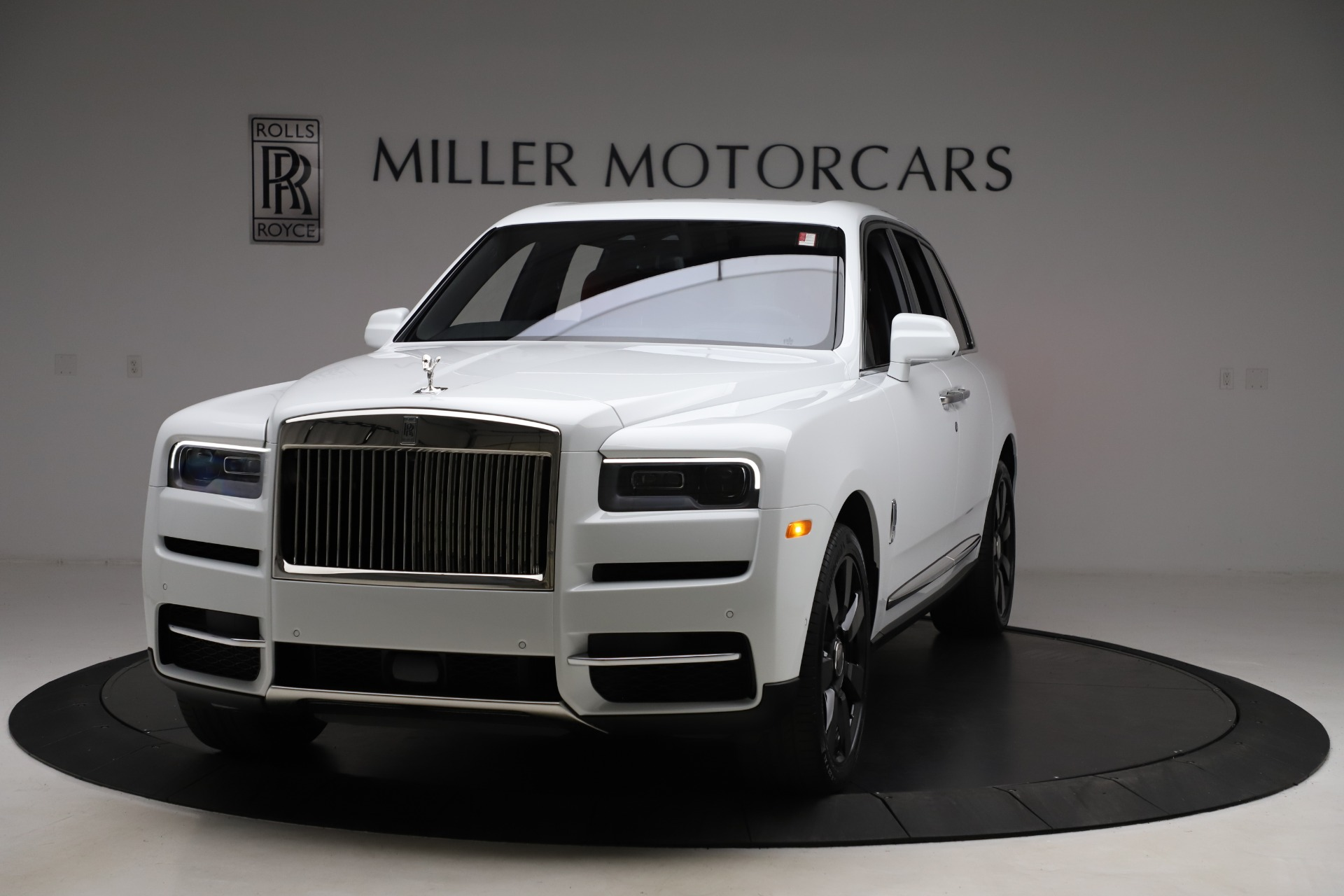 New 2020 Rolls-Royce Cullinan for sale Sold at Maserati of Westport in Westport CT 06880 1