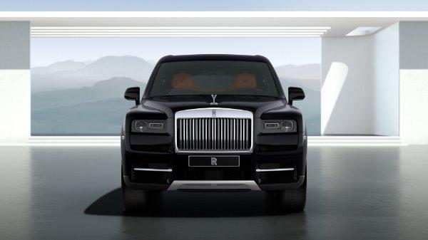 New 2020 Rolls-Royce Cullinan for sale $383,500 at Maserati of Westport in Westport CT 06880 2