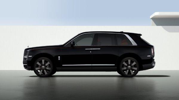 New 2020 Rolls-Royce Cullinan for sale $383,500 at Maserati of Westport in Westport CT 06880 3