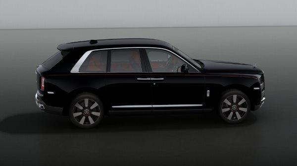 New 2020 Rolls-Royce Cullinan for sale $383,500 at Maserati of Westport in Westport CT 06880 5