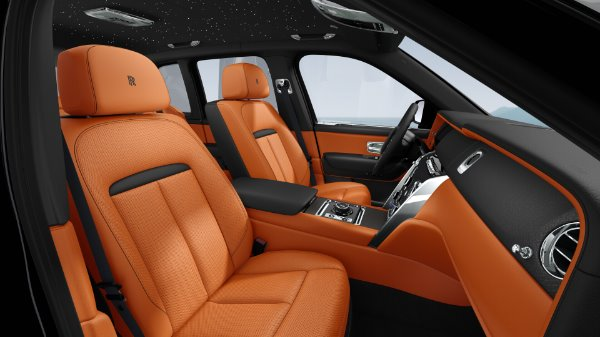 New 2020 Rolls-Royce Cullinan for sale $383,500 at Maserati of Westport in Westport CT 06880 7