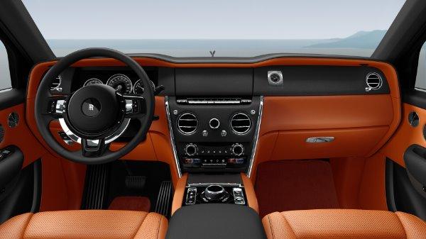 New 2020 Rolls-Royce Cullinan for sale $383,500 at Maserati of Westport in Westport CT 06880 9