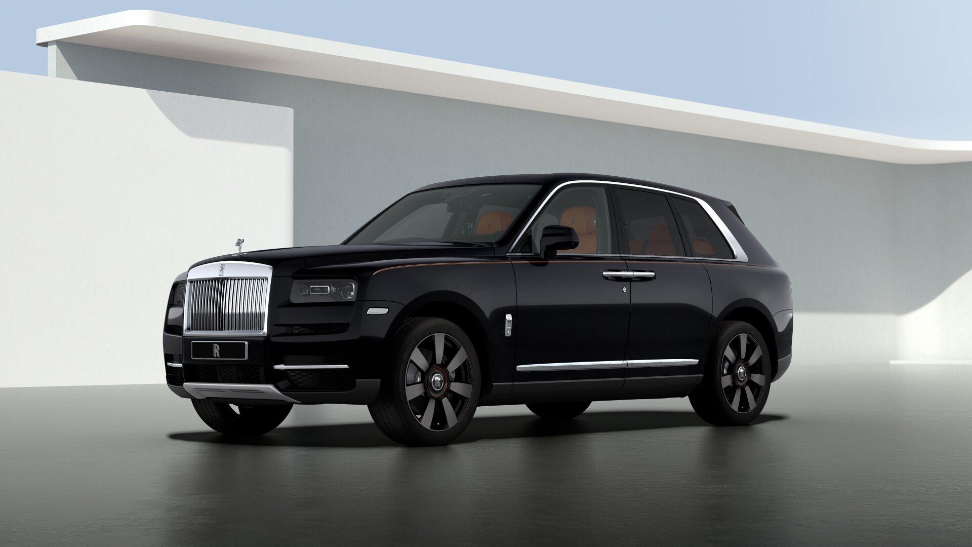 New 2020 Rolls-Royce Cullinan for sale $383,500 at Maserati of Westport in Westport CT 06880 1