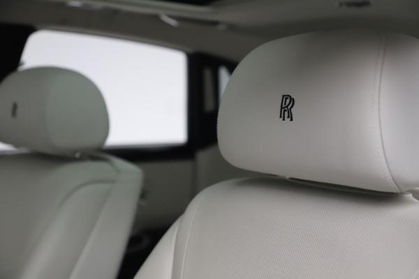 Used 2016 Rolls-Royce Ghost for sale $175,900 at Maserati of Westport in Westport CT 06880 23