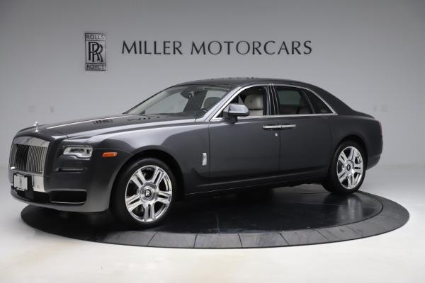 Used 2016 Rolls-Royce Ghost for sale $175,900 at Maserati of Westport in Westport CT 06880 3