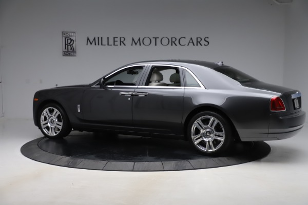 Used 2016 Rolls-Royce Ghost for sale $175,900 at Maserati of Westport in Westport CT 06880 5
