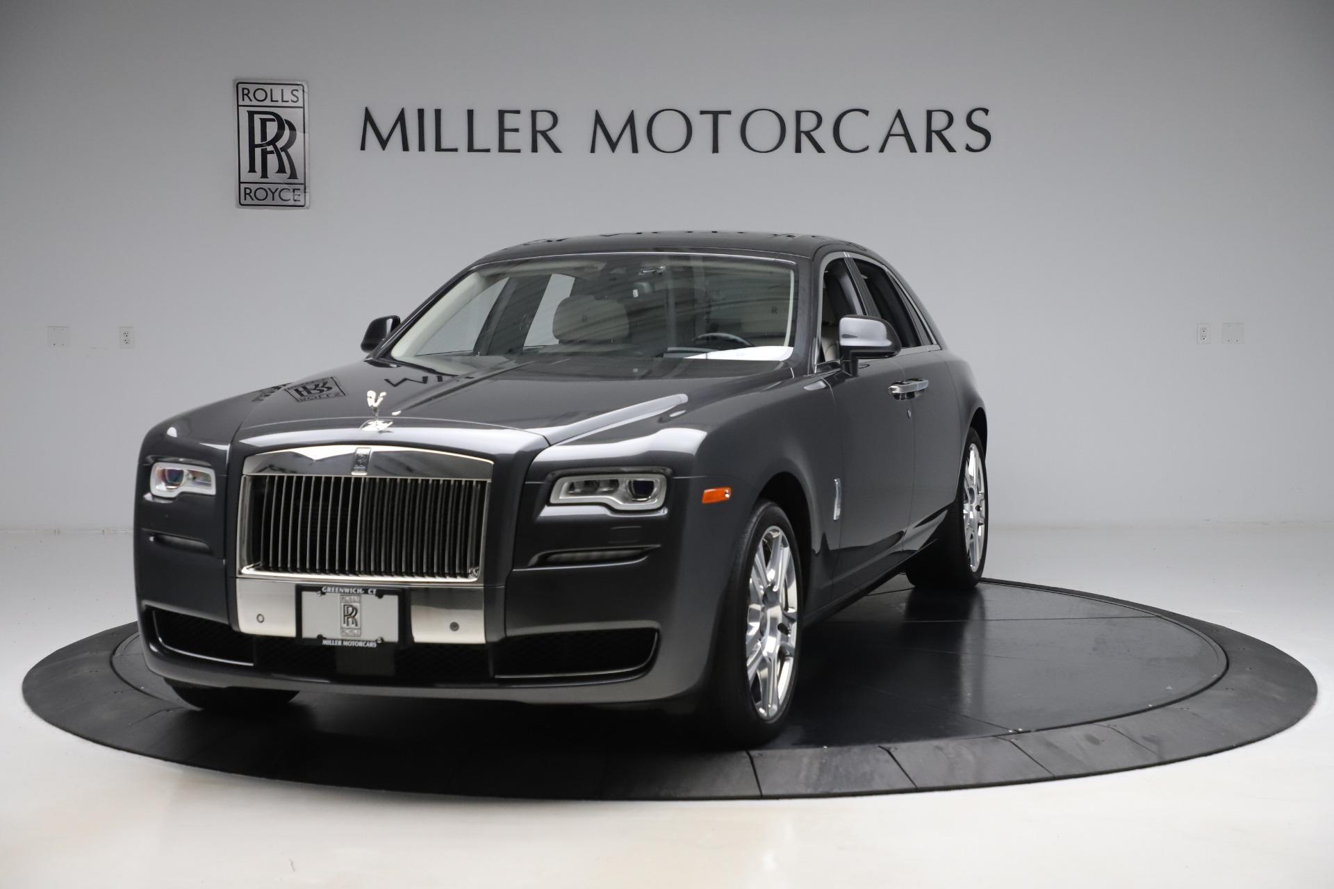Used 2016 Rolls-Royce Ghost for sale $175,900 at Maserati of Westport in Westport CT 06880 1