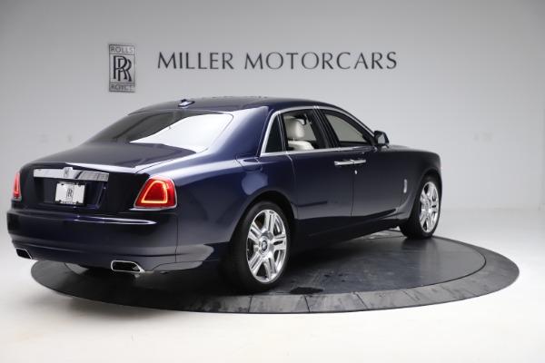 Used 2015 Rolls-Royce Ghost for sale $157,900 at Maserati of Westport in Westport CT 06880 10