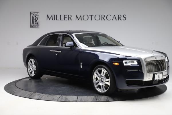 Used 2015 Rolls-Royce Ghost for sale $157,900 at Maserati of Westport in Westport CT 06880 13