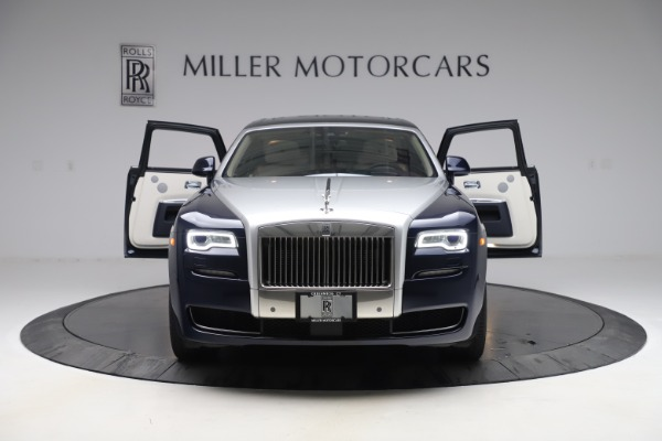 Used 2015 Rolls-Royce Ghost for sale $157,900 at Maserati of Westport in Westport CT 06880 14