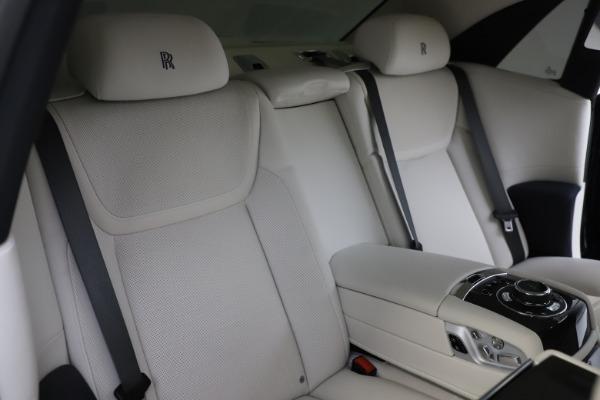 Used 2015 Rolls-Royce Ghost for sale $157,900 at Maserati of Westport in Westport CT 06880 18